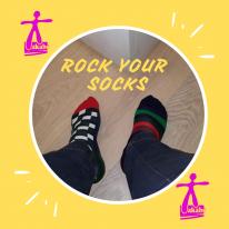 Rock your socks <3